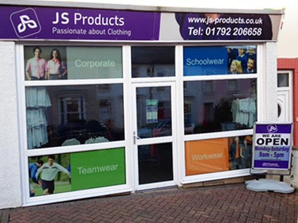 J&S Products Store Front